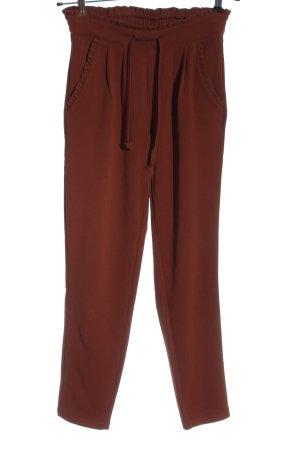 Jacqueline de Yong Jersey Pants red casual look