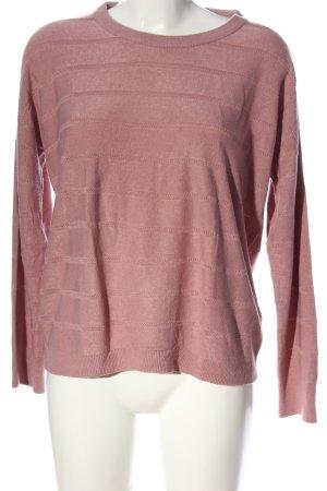 Jacqueline de Yong Strickpullover pink Casual-Look