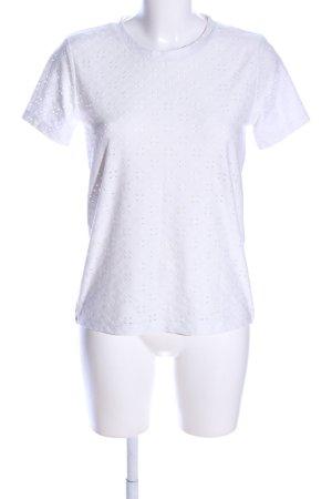 Jacqueline de Yong T-Shirt weiß Casual-Look
