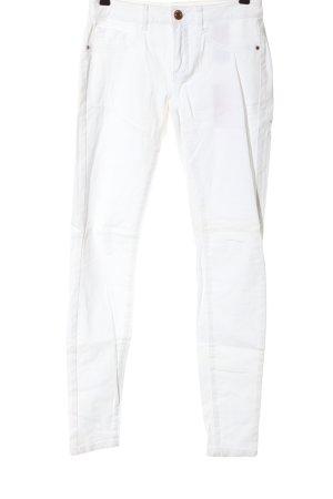 Jacqueline de Yong Treggings white casual look