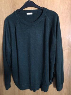 Jacqueline de Yong Crewneck Sweater dark green