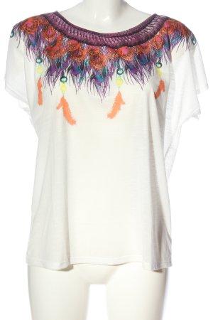 Jacqueline Riu Print-Shirt