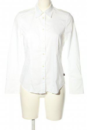 Jacques britt Blusa-camisa blanco look casual