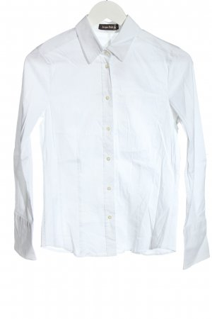 Jacques britt Long Sleeve Shirt white business style