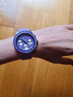 Jaques Lemans Analog Watch purple