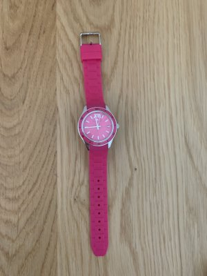 Jacques Lemans Uhr Pink