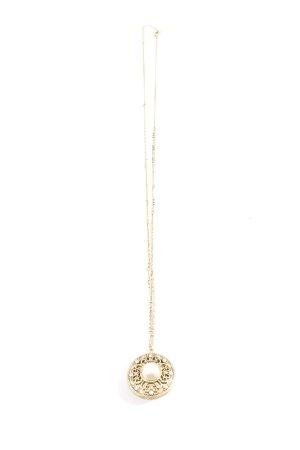 Jade & Jasper Medalik złoto W stylu casual