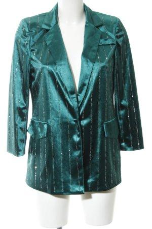 Jaded London Long-Blazer waldgrün Elegant