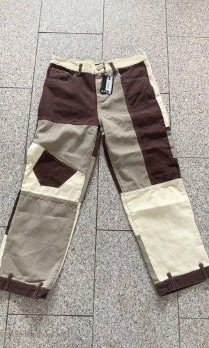 Jaded London Patwork Jeans NEU