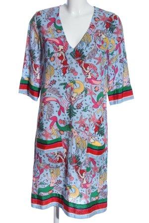Jadicted Sukienka tunika Na całej powierzchni W stylu casual