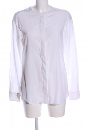 Jadicted Silk Blouse white business style