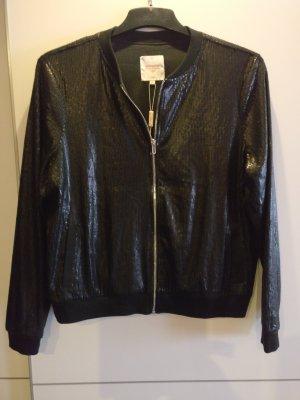 Clockhouse Veste chemise noir polyester
