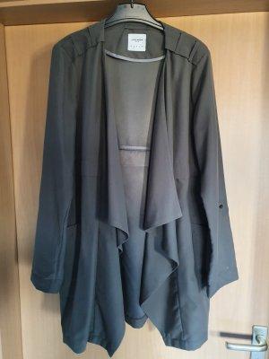 Vero Moda Jersey Blazer gris oscuro