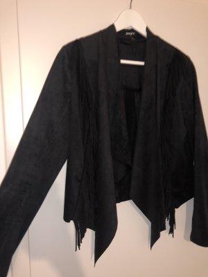 Veste chemise noir