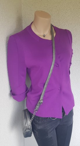 Passport Blazer en jersey violet
