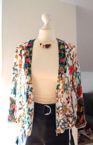 Jäckchen / Blouson / Kimono mit Muster