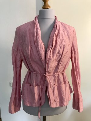 ae elegance Blouse à manches longues rose-rose