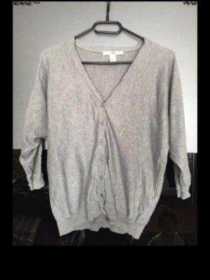 H&M Cardigan grey-light grey
