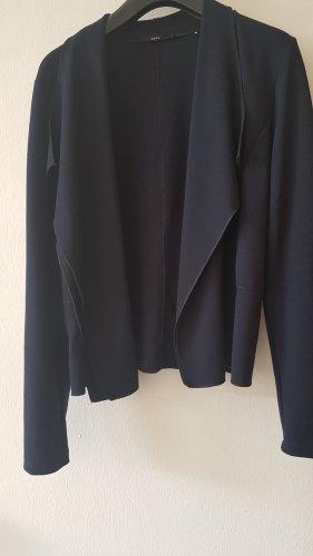 Zero Shirt Jacket dark blue mixture fibre