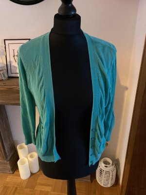 Shirt Jacket turquoise
