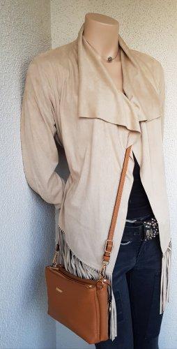 Bottega Blouse Jacket beige