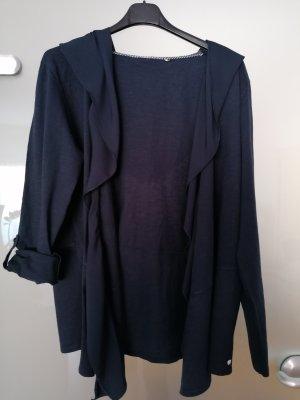 Cecil Chaqueta estilo camisa azul oscuro