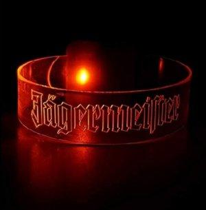 Jägermeister LED Armband Party Armband Leuchtarmband Band Bracelet / NEU & OVP