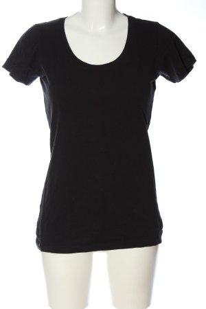 Jail twist T-Shirt schwarz Casual-Look