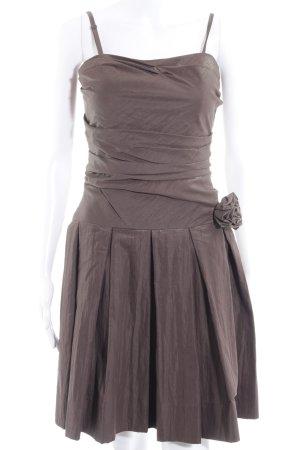 Jake*s Abendkleid graubraun Elegant
