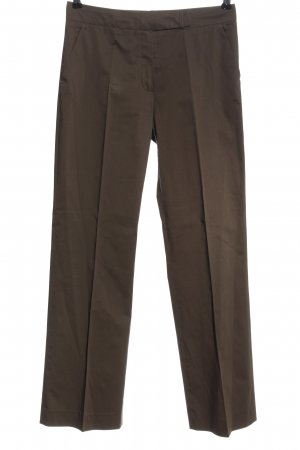 Jake*s Spodnie garniturowe brązowy W stylu biznesowym