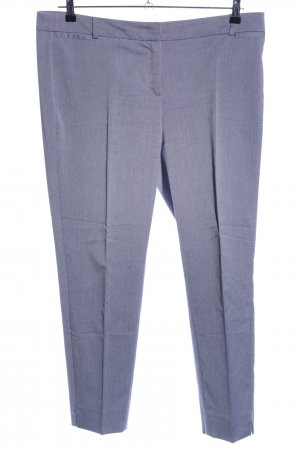 Jake*s Pantalon de costume bleu moucheté style décontracté