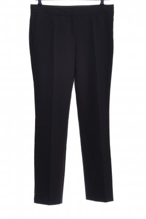 Jake*s Pantalon de costume noir style d'affaires