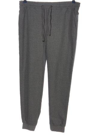 Jake*s Baggy Pants hellgrau meliert Business-Look