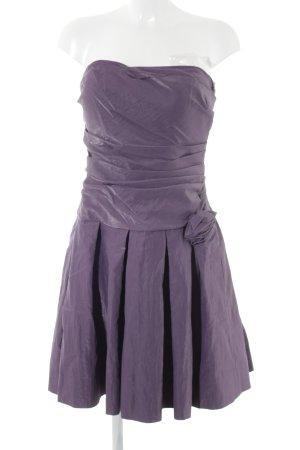 Jake*s Robe de bal violet élégant