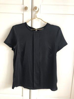 Jake*s Bluse/Shirt M marine blau