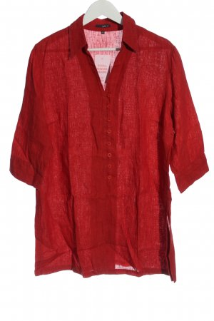 Jake*s Giacca a blusa rosso stile casual