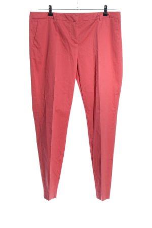 Jake*s Bundfaltenhose pink Business-Look