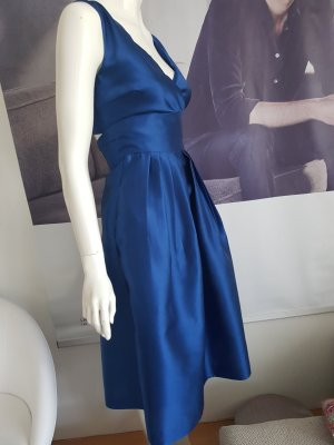 Jake*s Vestido peplum azul