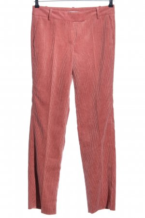 Jake*s Cordhose rot Business-Look