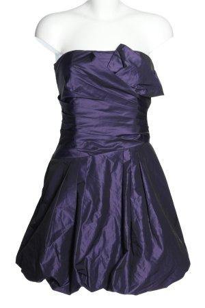 Jake*s Sukienka z gorsetem fiolet Elegancki