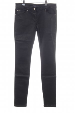 Jake*s Five-Pocket-Hose schwarz Casual-Look