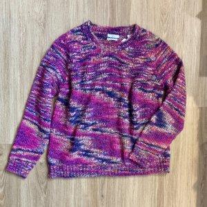 Jake*s Pullover a maglia grossa multicolore