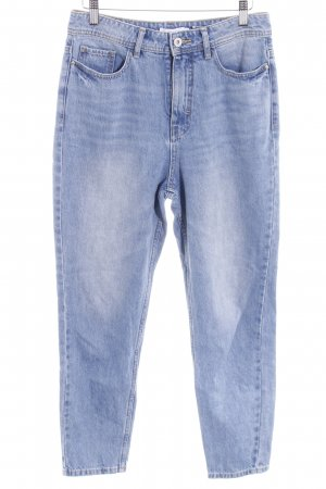 Jake*s Hoge taille jeans lichtblauw casual uitstraling