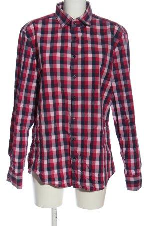 Jake*s Holzfällerhemd Karomuster Casual-Look