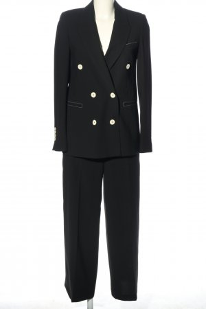 Jake*s Trouser Suit black business style