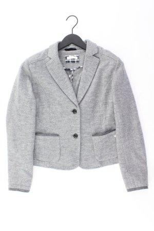 Jake*s Jerseyblazer Größe 38 grau aus Wolle