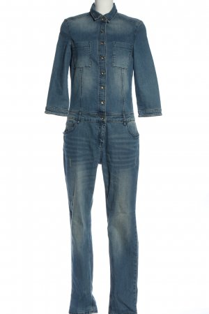 Jake*s Jumpsuit blau Casual-Look