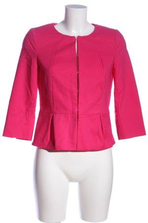 Jake*s Kurz-Blazer pink Business-Look