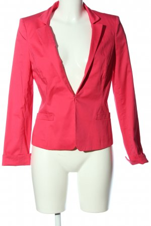 Jake*s Korte blazer roze zakelijke stijl