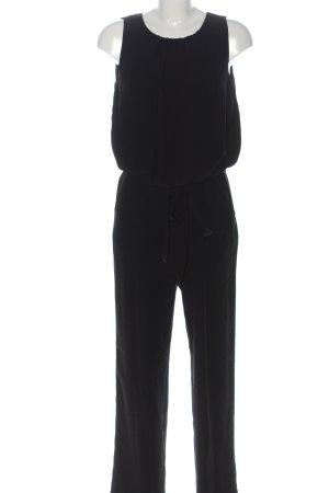 Jake*s Langer Jumpsuit schwarz Casual-Look